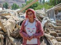 Van'da sel: 32 ev yıkıldı