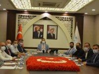 Hakkari'de (OSB) müteşebbis heyeti toplantısı yapıldı
