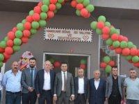 Hakkari'nin ilk dekorasyon imalathanesi açıldı