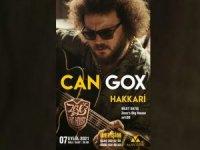 Can GOX Hakkari konseri