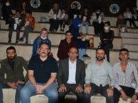 Açık hava sineması Hakkari'ye renk kattı