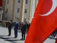 Hakkari'de 19 Eylül Gaziler Günü Kutlandı
