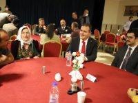 Hakkari'de şehit ve Gazi yakınları onuruna yemek