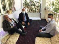 Müdür Kaya'dan Kore Gazisine ziyaret