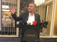 TÜMKİAD İl Başkanlığına Sadettin Duran atandı