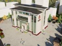 Çukurca belediyesine yeni hizmet binası