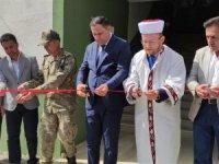 Derecik Balkaya camisi hizmete açıldı
