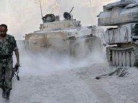 Suriye ordusuna pusu: 5 ölü
