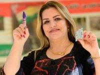 Kürt partiler Bağdat'a 24 kadın vekil gönderdi
