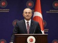 Çavuşoğlu'ndan Suriye'ye operasyon açıklaması