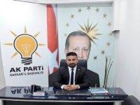 Başkan Arslan'dan Mevlid Kandili mesajı
