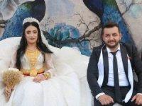 Madenci oğluna görkemli düğün töreni