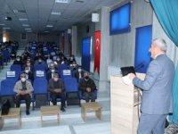 İş-Kur çalışanlarına İSG Eğitimi verildi