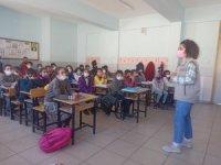 Öğrencilere 'Biyolojik çeşitlilik' eğitimi