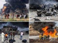 Kaçak rafineri patladı, 25 kişi yanarak öldü!