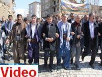Hakkari'de Newroz kutlamaları başladı