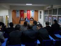 Hatso'dan bilgilendirme toplantısı