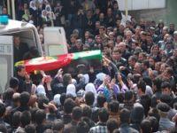 PKK'li Orbay toprağa verildi