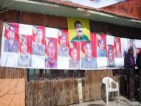 PKK'li Orbay için taziye evi açıldı