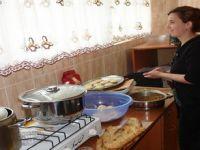 Şemdinli'de ev yemekleri lokantası açıldı