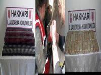 Yüksekova'da 130 kilo eroin yakalandı