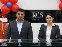 D'S Damat Mağazası Açıldı