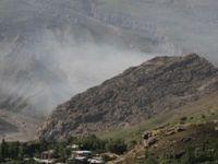 Derecik kırsalı bombalanıyor