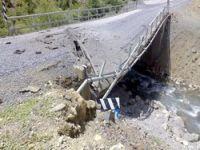 PKK Dağlıca köprüsünü uçurdu