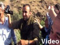 PKK'liler  Vekillerle yüz yüze geldi