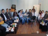Tabip odası Yüksekova şubesi