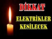 VEDAŞ'tan enerji kesintisi açıklaması!