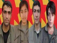5 PKK'linin ismi açıklandı