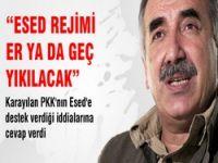 """""""Esed Rejimi Er ya da Geç Yıkılacak"""""""