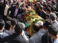 PKK'li Arslan'ı binler uğurladı
