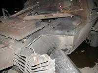 Polis aracına silahlı saldırı ölü ve yaralılar var