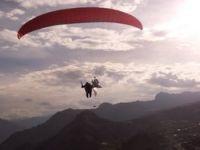 Hakkarili paraşütçü destek bekliyor