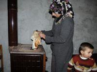 Yüksekova'da aile dramı