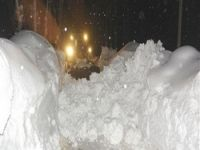 Kar esareti 33 gün sonra bitti