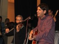 Hakkari'de Grup Hivron konseri