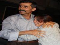 PKK'nın kaçırdığı Eshet ailesine kavuştu