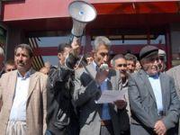 Gever'de açlık grevine duyarlılık çağrısı