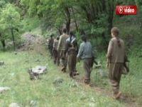 Gezide PKKlilerle karşılaştılar