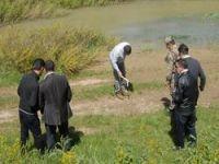 Gever'de erkek cesedi bulundu