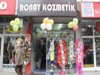 Ronay Kozmetik hizmete açıldı