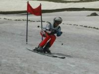 Haziran ayında kayak yarışması