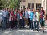 Hakkarili gençler Türkiye'yi geziyor