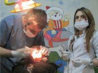 Öğrencilere diş sağlığı bilgisi