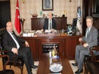 Hatso Kosgeb başkanını ziyaret etti