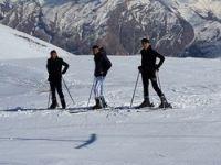 Kayak merkezine ilgi artıyor