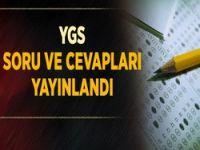 2014 YGS Soru ve Cevapları